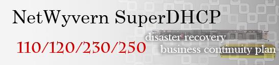 NetWyvern SuperDHCP title