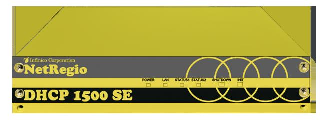 NetRegio DHCP1500SE