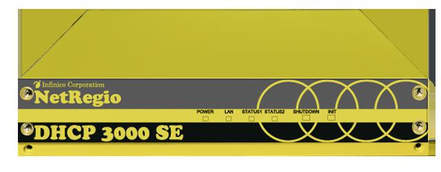 NetRegio DHCP3000SE